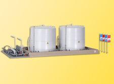 kibri 39832 Spur H0 MIRO Tankanlage #NEU in OVP#