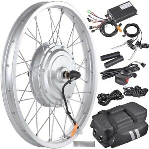 36V-750W-20-034-Front-Wheel-Electric-Bicycle-Conversion-Kit-for-20-034-x1-95-034-2-5-034-Tire