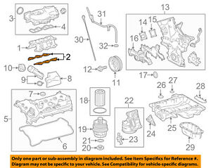 image is loading toyota-oem-engine-intake-manifold-gasket-171770p030