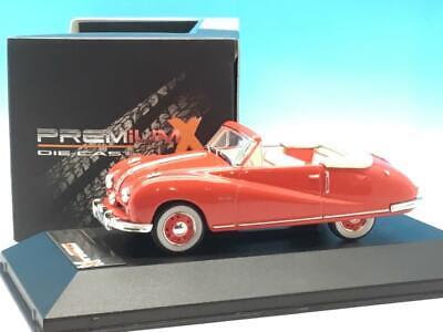 PREMIUM X 1:43 AUSTIN A90 Atlantic Cabrio 1949 Diecast model car