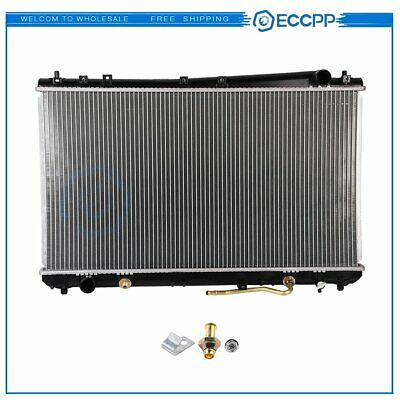 Fits 2000-2004 Toyota Avalon V6 3.0L Replacement New Aluminum Radiator CU2324