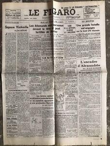 N9-La-Une-Du-Journal-Le-Figaro-24-Juillet-1942