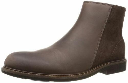 ECCO Findlay Mid Men's Boots Cut Work Comfort Stylish Travel Business Walking