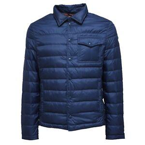 p At Jacket Giubbotto Men Anathana Blue co Uomo 8346x qAtwxpw