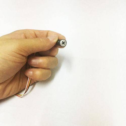 2500TVL tiny Mini micro hidden 1.3MP AHD spy screw Camera video ahd Camera