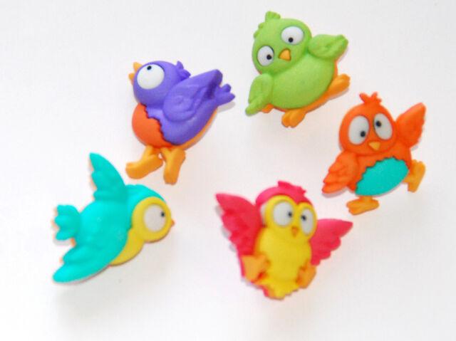 scrapbook craft Bird Brain Dress It Up Buttons