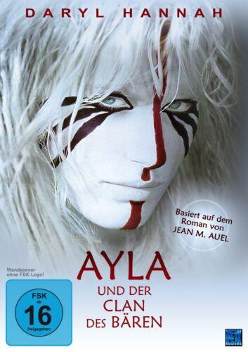 1 von 1 - Ayla und der Clan der Bären Darly Hannah - Neu+in Folie eingeschweißt 1x DvD