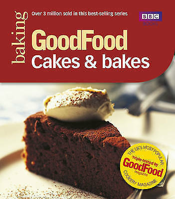 1 of 1 - Good Food: 101 Cakes & Bakes: Tried and tested Recipes, Cadogan, Mary, New Book