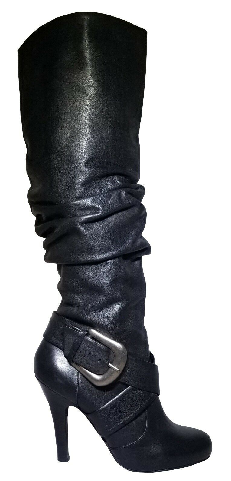 Women's  Beautiful Knee High High High Boots shoes Size 8.5 51b55a