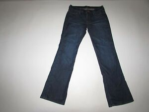 Lucky-Brand-Women-039-s-Sweet-N-Low-Boot-Cut-Jeans-Size-10-30-Regular-Blue-Denim