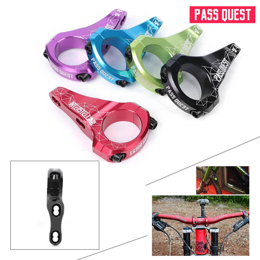 PASS Quest 2x 6061T6 31.8mm 4550mm 15 gradi Direct Mount STELO FR STELO MULTIPLA