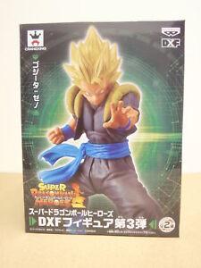 Banpresto Super Dragon Ball Heroes DXF Figure Vol.3 Gogeta Xeno sets Japan NEW
