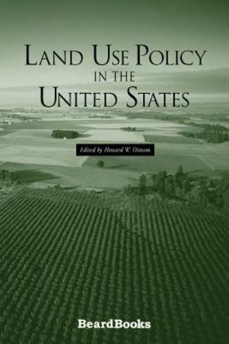 Land Use Policy in the United States (2001, Paperback)