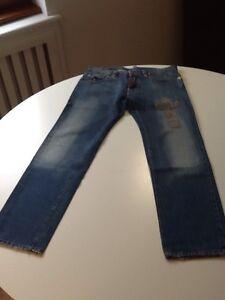Dsquared2-Jeans-Uomo-Taglia-50-Serie-Totem-Per-Collezionisti-Occasione