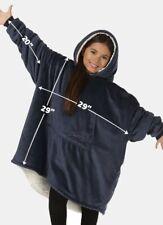 New The Comfy Lightweight Hooded Sweatshirt Blanket As Seen On Shark Tank-Unisex