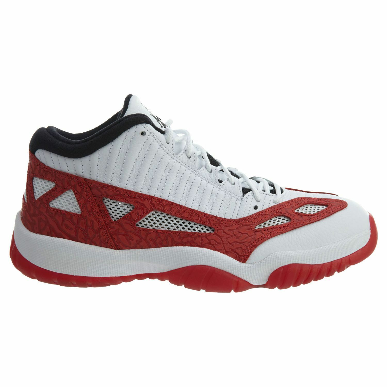 Air Jordan 11 11 11 Retro Low IE Uomo 919712-101 White Red Basketball Shoes Size 10.5 d05522