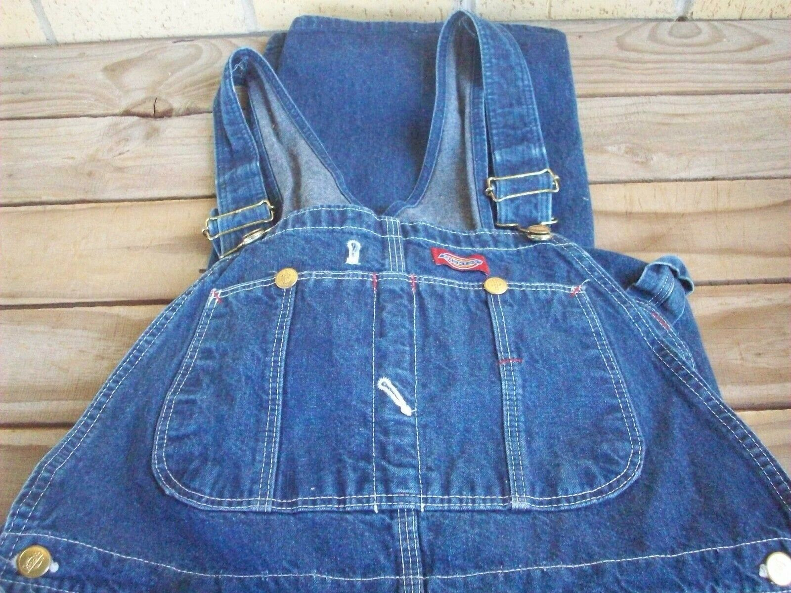 Vintage Dickies Overalls Size 34x34 - image 1