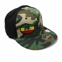 Lion Of Judah Rasta Urban Cap Hip Hop Uban Rasta Africa Marley Rastafari Irie