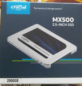 Crucial-MX500-2To-2-5-034-SSD-CT2000MX500SSD1-neuf-et-scelle-garantie-5-ans