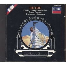 The Epic - Cinema Gala - STANLEY BLACK CD OST 1988 NEAR MINT CONDITION