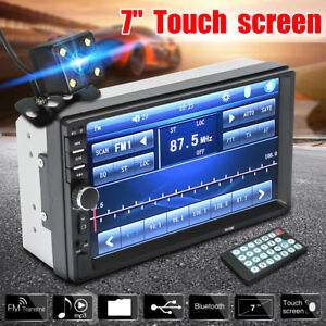 7-034-Double-2-Din-Touch-Screen-Car-MP5-MP3-Player-Bluetooth-Stereo-FM-Radio-Camera