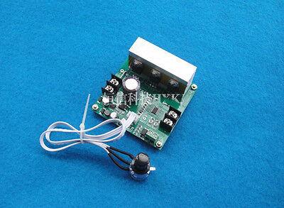 PWM DC brush Motor Speed MACH3 spindle Controller 12V-60V 10A