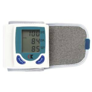 Automatic-Wrist-Blood-Pressure-Monitor-Digital-Cuff-FDA-Approved-Pulse-LCD