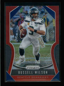 RUSSELL-WILSON-2019-PANINI-PRIZM-258-RED-PRIZMS-PARALLEL-AY6673