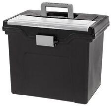 Iris Portable Letter Size File Box External Dimensions 138 Length X 102