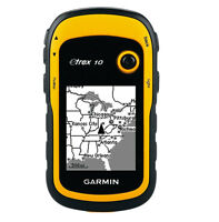 Garmin eTrex 10 Outdoor (Portable) GPS