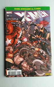 X-MEN-Marvel-Francia-panini-Comics-nuevo-numero-161