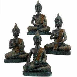 Verdin-Buda-Tailandes-23cm-Alto-4-Disenos-Meditacion-Mindfulness-Metta