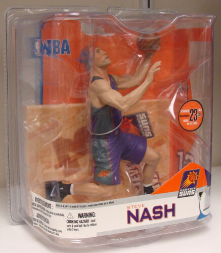 Regular: Purple NBA series 14 McFarlane figure Phoenix Suns Steve Nash 3