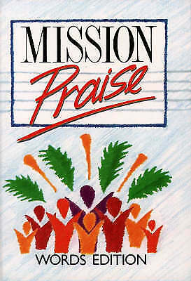 """1 of 1 - """"VERY GOOD"""" Mission Praise: Words Edition, MISSION, Book"""