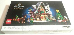 LEGO 10275 Creator Elf Club House (Brand New & Sealed)