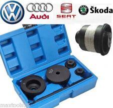 VW Audi Rear Suspension Bush Removal Installer Puller Mounting Fitting Tool Set