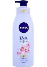 NEW Nivea Rose & Argan Oil Body Lotion 400ml