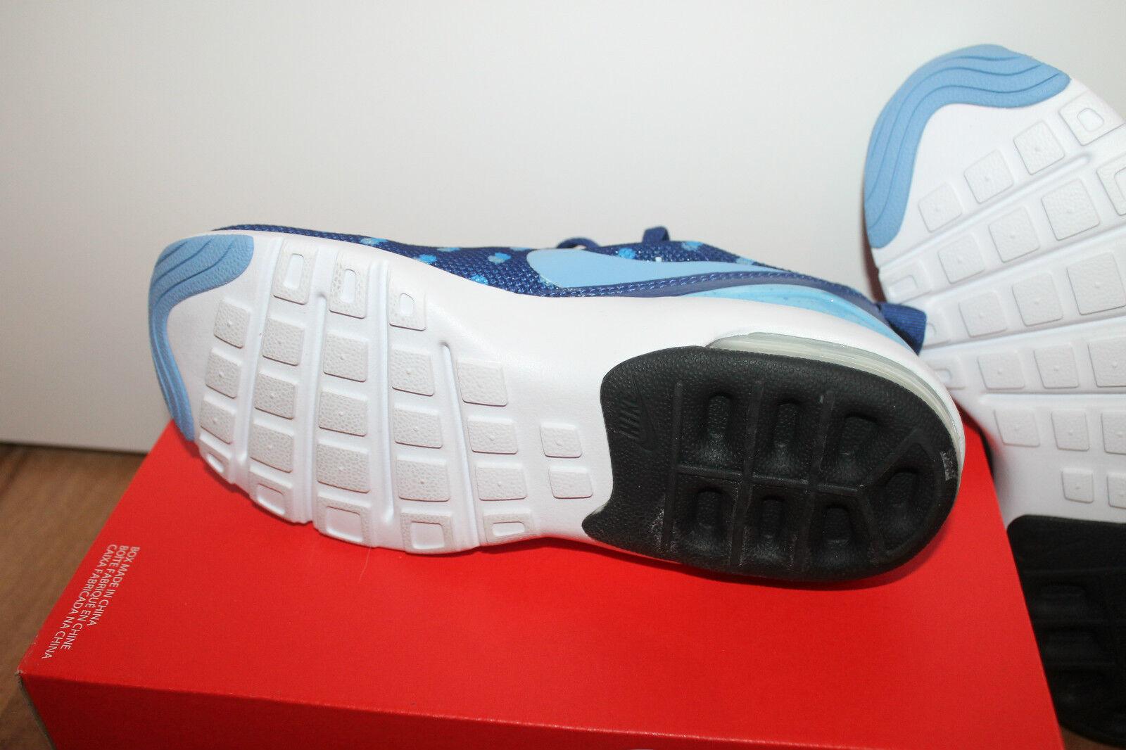 Nike Wmns Air Max Sirena Mujer Zapatilla Azul Blanco Tamaño Tamaño Tamaño 37,5 Nuevo con Caja 369ec3