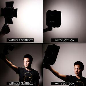 Foldable-Softbox-Studio-Speedring-YN300-YN600-Led-Video-Light-Panel-Soft-Filter