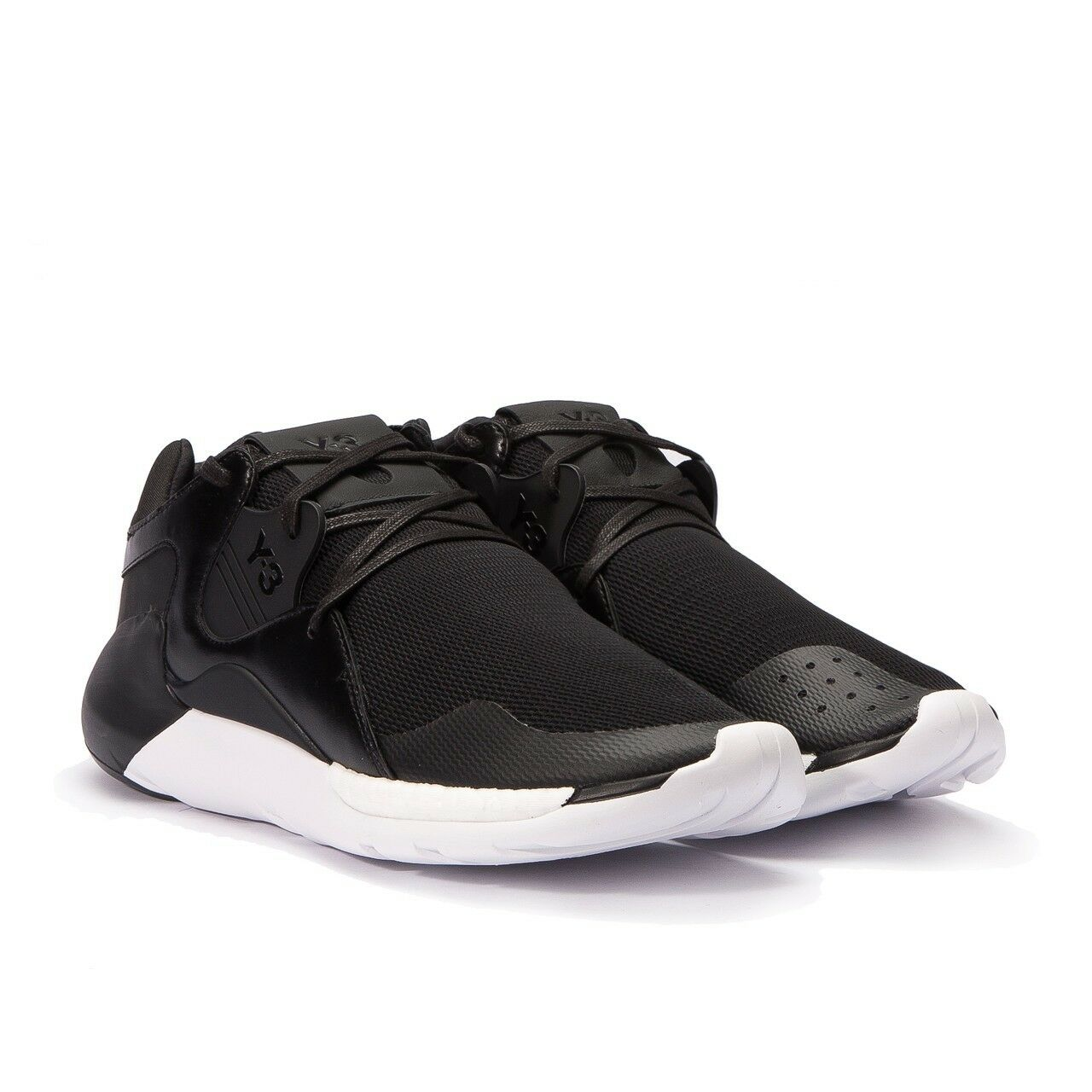 Adidas Y-3 QR courir - noir - TO rougeUCED TO - CLEAR WAS 265 NOW 160 6cd052