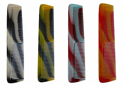 """New Solid Hair Combs 7"""" Standard Hairdressing Combs Plastic Women Men Styling"""