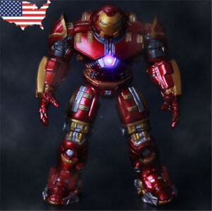 US-7-034-Marvel-Avengers-2-Action-Figure-Age-of-Ultron-IRON-MAN-HULK-BUSTER-Toy