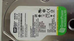 "Western Digital AV-GP Green Power 2TB 3.5/"" WD20EURS-73TLHY0 SATA HARD DRIVE"