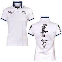 Kappa Polo T-shirt Donna Shaya Mascalzone Latino Maglia Maglietta Barca a Vela