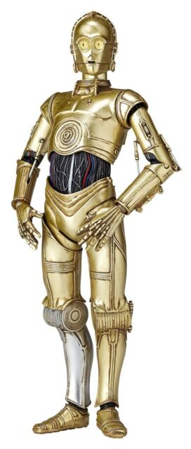 Étoile Wars : Revo No.003 C-3PO Figurine Kaiyodo Neuf de Japon
