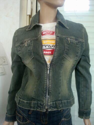 14 Extensible Vieilli 38 Veste Noir En A l Jennifer Tm Aspect 36 Jeans Neuve 16 EaZPqwg