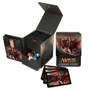 Ultra-Pro-Magic-The-Gathering-Deck-Box-Command-Tower-KAALIA-OF-THE-VAST-LE-86193