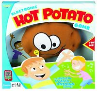 Electronic Hot Potato Game Foam Velcro Toy By Poof Slinky Kids Fun Play