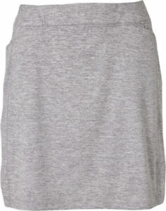 7485de1cf033a Adidas Women s Advance Skort D96105 Grey Heather Ladies New - Choose ...
