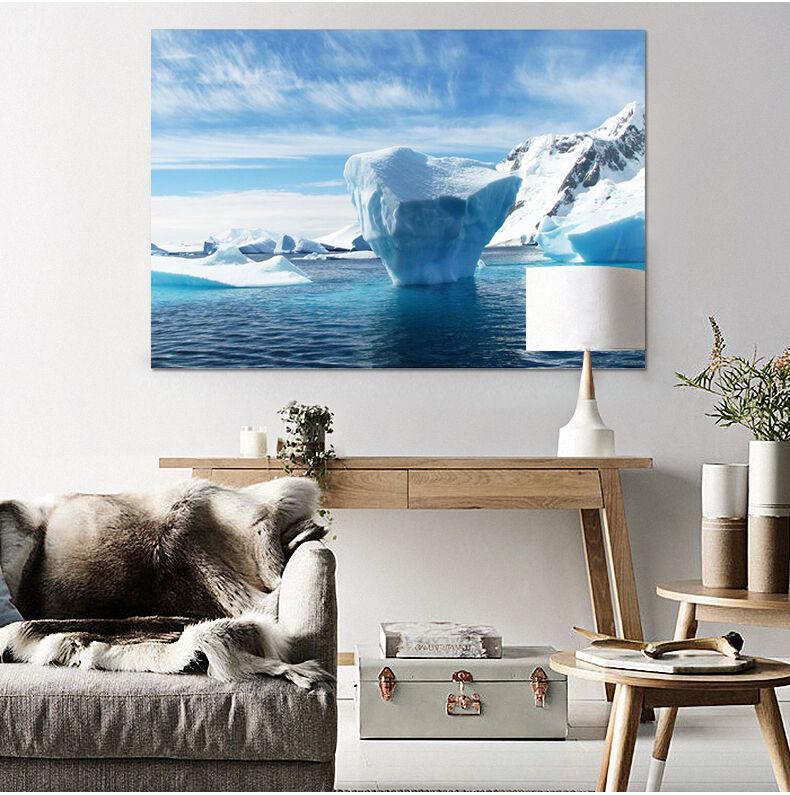 3D Eisberg 342 Fototapeten Wandbild Fototapete BildTapete Familie AJSTORE DE